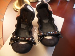 Burberry Foldable Ballet Flats multicolored leather