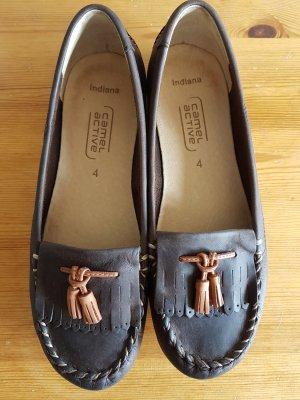 Ballerinas von Camel - zweimal getragen!
