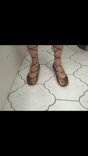 Carvela Ballerinas bronze-colored