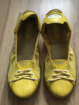 Ballerinas von killah in gelb größe 39