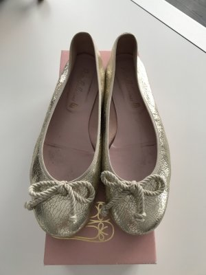 Ballerinas von Pretty Ballerinas Gold Gr 40