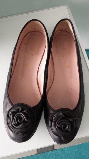 Ballerinas von Pretty Ballerinas schwarz  Gr. 38