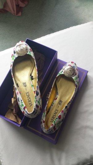 Versace for H&M Bailarinas multicolor
