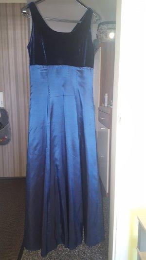 Ballkleid 38-40 blau