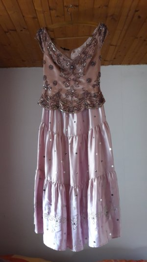 Apart Ball Dress rose-gold-coloured-dusky pink