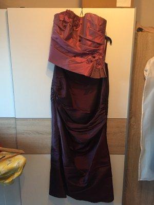 Ball Dress pink-purple