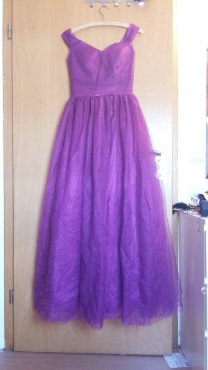 Wedding Dress lilac