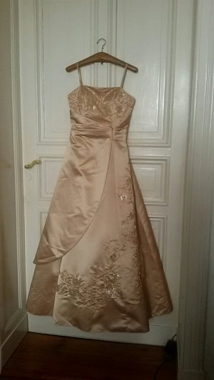 Ballkleid / Abendkleid in Gold