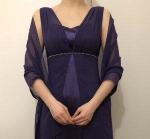 Ballkleid, Abendkleid violett