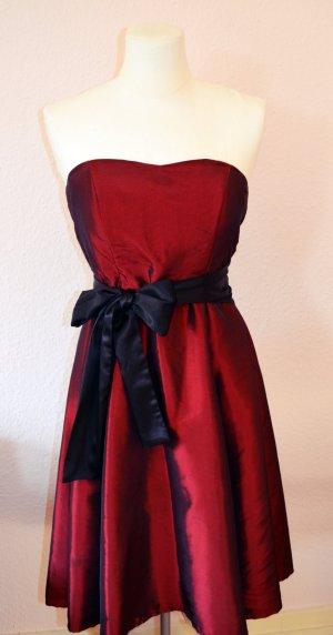 Ballkleid / Abiballkleid Gothic Fotoshoot Kleid