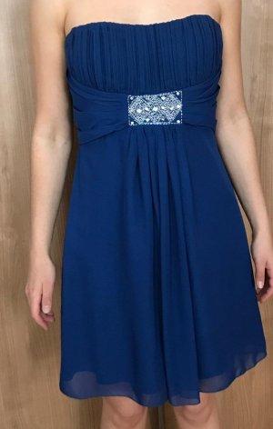 Sa.Hara Robe de bal bleu foncé-bleu