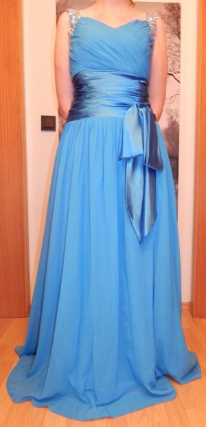 Ball Dress light blue