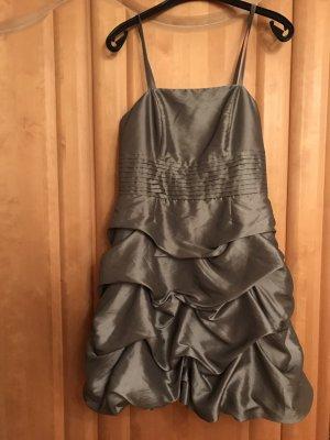 b.p.c. Bonprix Collection Vestido de baile color plata