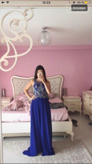 Abito da ballo blu