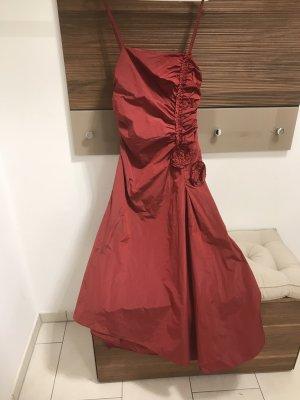 Vera Mont Robe de bal rouge foncé
