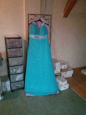 Ball Dress turquoise