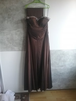 Ball Dress dark brown