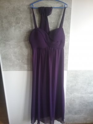 Ball Dress dark violet