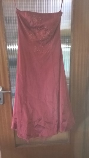 Modeszene Ball Dress bordeaux polyester