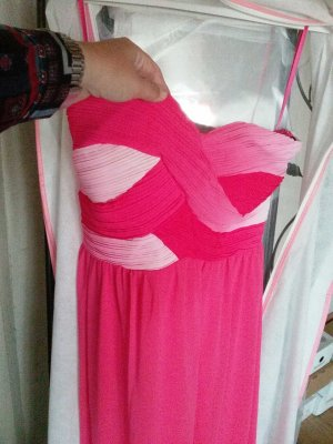 Laura Scott Ball Dress pink