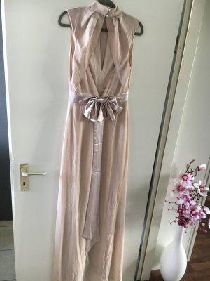 Ballkleid Maxikleid Kleid Rosa S