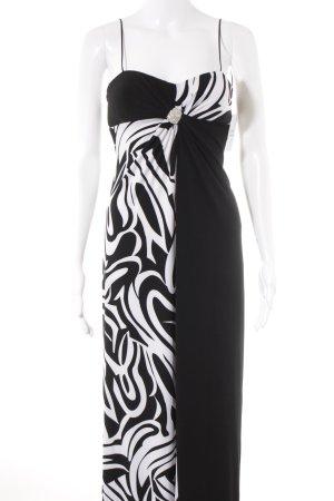 Baljurk zwart-wit colour blocking elegant