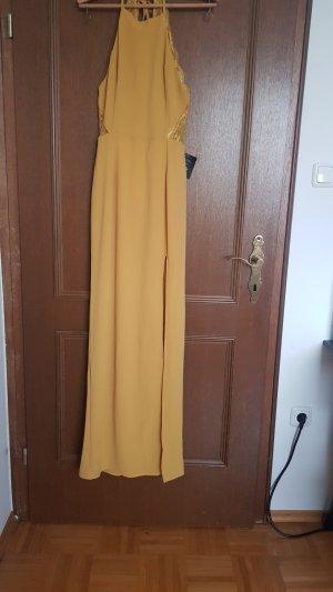 Nelly Baljurk geel Polyester