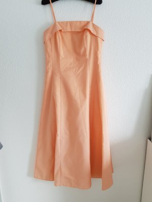 Swing Robe de bal rose chair-abricot