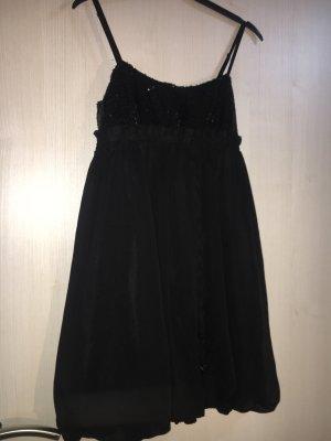 Tally Weijl vestido de globo negro
