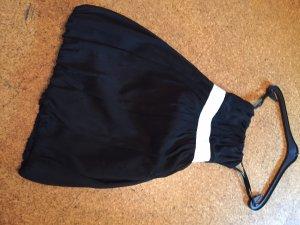 Tally Weijl Babydoll Dress black-white