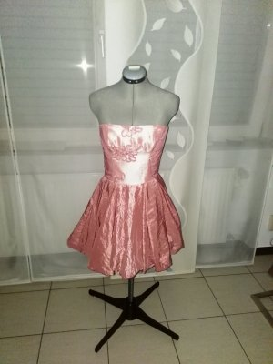 Robe ballon rose