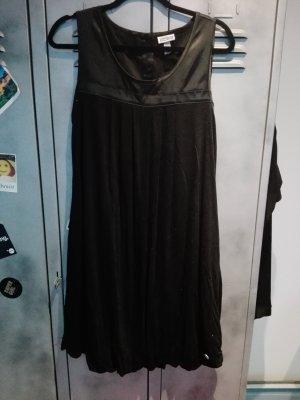 Street One vestido de globo negro