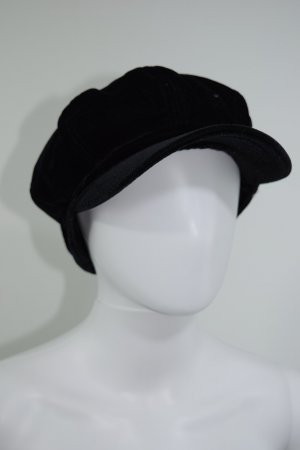 C&A Casquette gavroche noir polyester