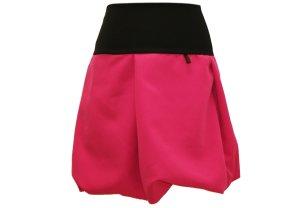 Ballonrock Pink Schwarz gr. 44 #53
