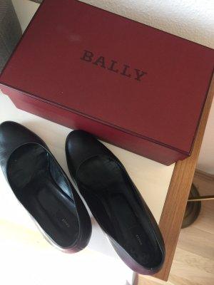 Bally Décolleté nero Pelle