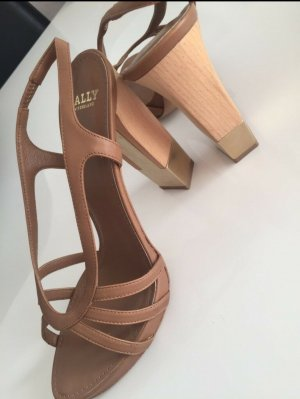 Bally High Heel Sandal beige