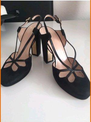 Bally Hoge hakken sandalen zwart