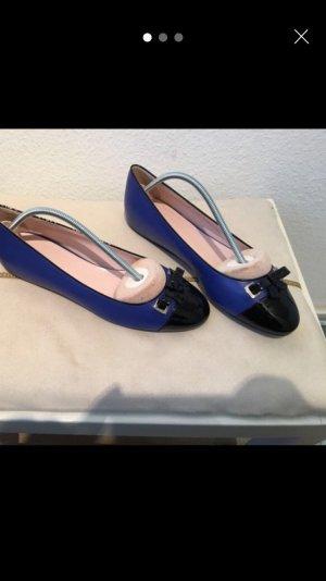 Bally Ballerina nero-blu