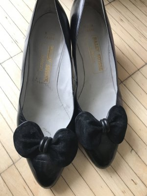 BALLY SUISSE Tacones Mary Jane negro