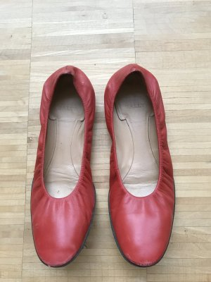Bally Ballerinas in Koralle