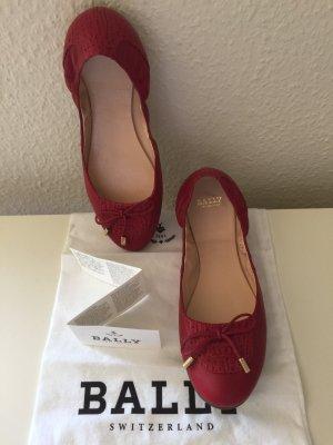 Bally Ballerinas Schuhe