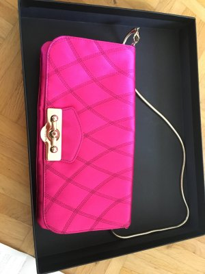 Bally Clutch pink fuchsia
