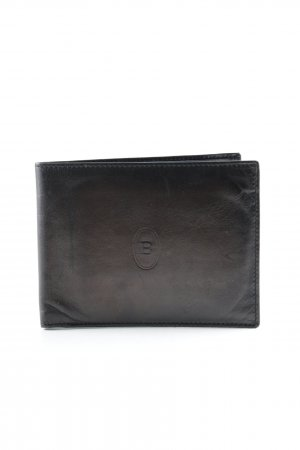 Bally Wallet black casual look