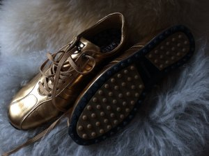 BALLY GOLF - Sneaker, Gold, edel, NEU, 38 2/3, Patentierte Technologie