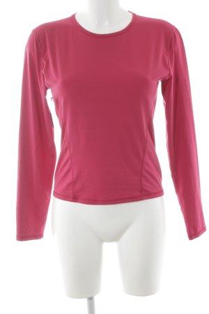 Bally Golf T-shirt de sport rouge fluo style athlétique
