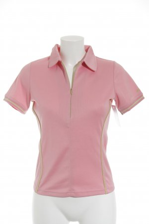 Bally Golf Sports Shirt pink simple style