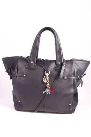 Bally Handtasche schwarz Casual-Look