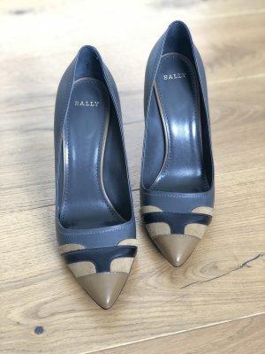 Bally High Heel 10,5cm Gr. 38,5