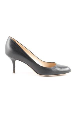 Bally High Heels schwarz Elegant
