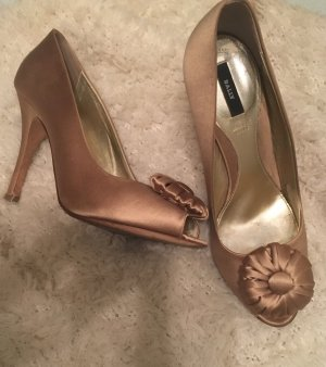 Bally high heels, wunderschön, trage sie nur extrem selten, Größe 39, Gold